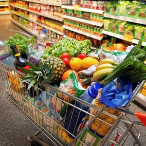 Магазины продуктов Буя