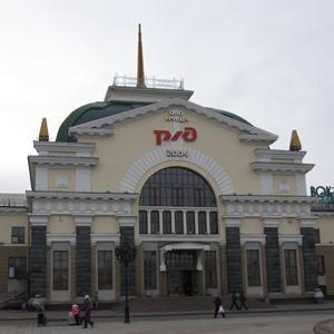 Железнодорожные вокзалы Буя